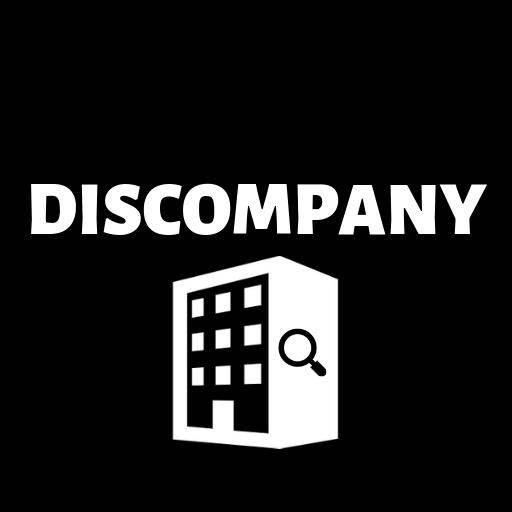 Discompany logo